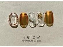 リロウ(relow)/ミラー×クリア