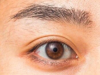 新潟脱毛ミルキーリムーバルサロンの写真/【デキる男の身だしなみケア】光脱毛では不可能だった【眉毛周り脱毛!】眉下&眉周り&眉間脱毛1本¥220★