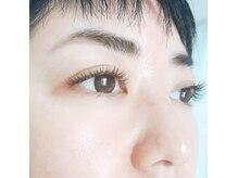 アオ アクア(AO AQUA)の雰囲気(大人の女性に似合うまつ毛のデザイン♪洗練された上品な目もとに)