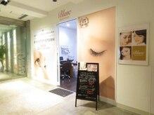 ネイルサロン アンビエント 広島パセーラ店の雰囲気(eyelash salon blanc内にございます♪)