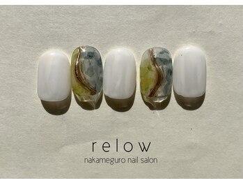 リロウ(relow)/インク×ミラー