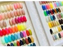 キーネイル(KEE nail)の雰囲気(200色以上のカラーから、お気に入りを見つけてください♪)