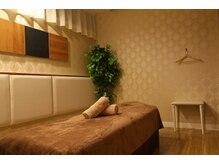 ラ セルフィー(Ra Selfee)の雰囲気(個室の施術ルームで、ゆったり施術がうけられます♪)