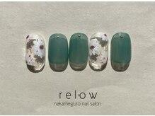 リロウ(relow)/クリア×フラワー