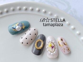 ビーステラ 東急百貨店たまプラーザ店(B-STELLA)/トレンドネイル