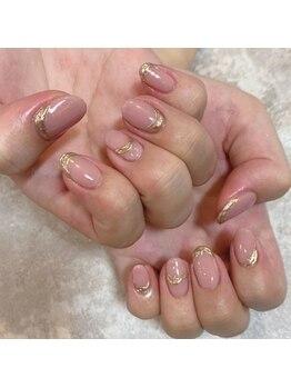 ラグゼ 高林店(Luxxe)/mirror nail