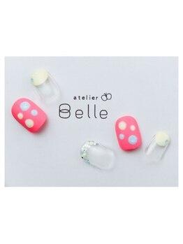 アトリエ ベル(atelier Belle)/おはじきぼたん*