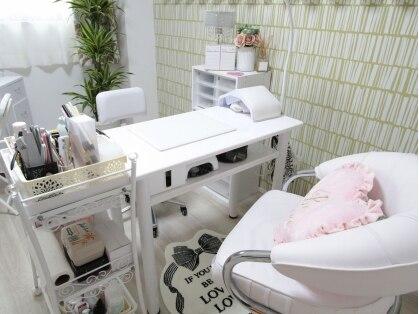 Private nail salon M's honey(東大阪・住道・八尾・柏原/ネイル)の写真