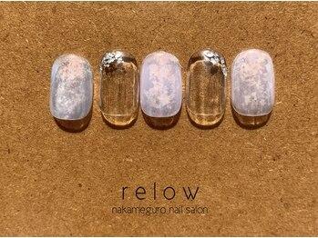 リロウ(relow)/4月キャンペーンアート