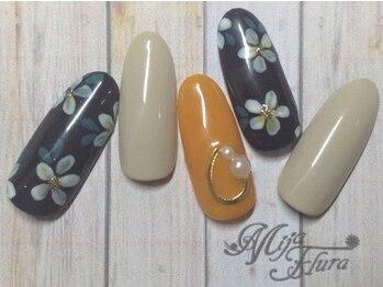 ミハフルーラ 与野(Home Nail Salon Mija Flura)/スタンダード 6980円 Y124ST