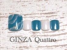 ギンザ クワトロ(GINZA Quattro)/Foot LuxuryB/定額9500円/ブルー