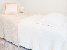 エレ(ELE)の雰囲気(二層の低反発素材をあしらった高級ベッド&こだわりのシート,枕)