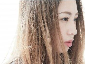 ミントラッシュ 仙台店の写真/横顔もとびきり可愛くなる♪ボリュームラッシュで素敵な瞳に変身★《400本¥7500オフ込ボリュームラッシュ》