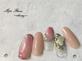 ミハフルーラ 与野(Home Nail Salon Mija Flura)/クラッシー I429C