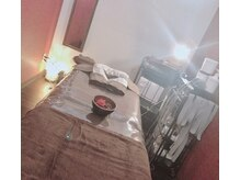 トータルビューティーサロン ケーアンドケー リシア(K&K Recia)の雰囲気(個室のゆったり空間☆)