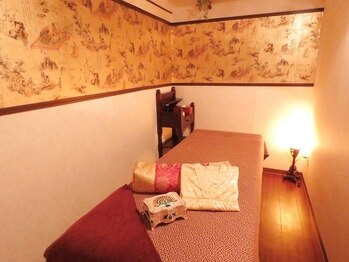杏林康楽庵の写真/【足ツボ+推拿整体たっぷり100分¥7700】中国王室のような贅沢空間で溜まった疲れを解消!自分へのご褒美に◎