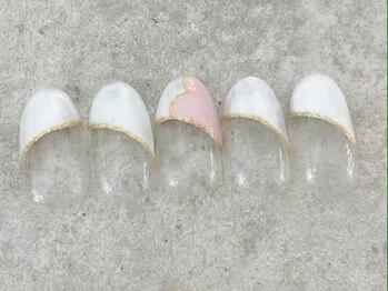 キャンアイドレッシー 上野毛店/シンプル定額デザイン 4980円
