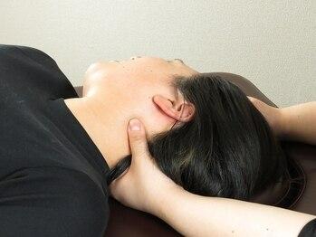ラフリの写真/スマホ・パソコンでお疲れの肩・首・眼精疲労にぴったり☆【ボディケア+足ツボ+ヘッド80分 5000円】