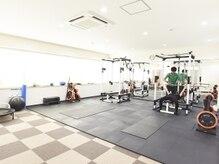 ビースタジオ(Be-Studio)の雰囲気(広々とした清潔感ある空間でトレーニング☆初心者でも大丈夫!)