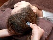 リラクゼーションサロン 心音の雰囲気(パワーマグネットで血流や神経の流れに働きかけ、お悩みを改善♪)