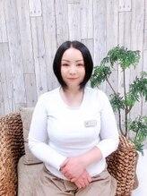 頭蓋骨 小顔矯正サロン グレースフィオーレ 札幌店(gracefiore)chiharu .K