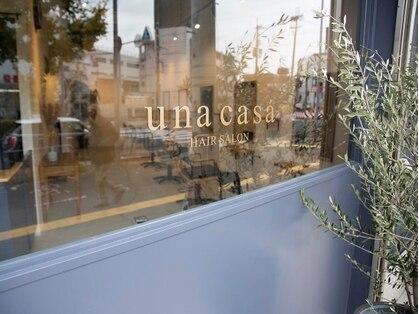 ウナカサ 箕面店(unacasa)の写真