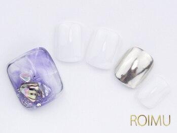 ロイム(ROIMU)/FOOT親指アート