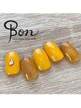 ネイルアトリエ ボン(nail atelier bon)/デザインネイル