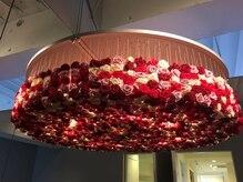 リジュベネーション専門サロン 桜梅桃李 神戸三宮店/ひとつひとつの薔薇は手作りです
