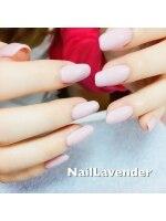 ネイル ラベンダー(nail lavender)