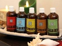 マリノ リラックスアンドケア(MARINO Relax&Care)の雰囲気(こだわりの自然由来化粧品がカラダ本来の力を引き出します。)