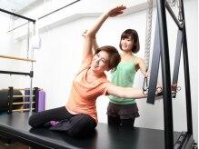 イークオリティー ピラティス スタジオ(eQuality Pilates studio)の雰囲気(インストラクターが丁寧に指導!)