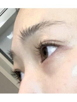 ソルエ ユニーク(seule et unique)/すっぴん美人=肌&睫毛がキレイ