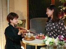 エステサロン プリセーヌモコウィズヨサ(Priseine moko with yosa)の雰囲気(丁寧にカウンセリングして、お客様にあった施術をしていきます♪)