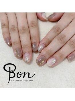 ネイルアトリエ ボン(nail atelier bon)/ジェルデザインネイル