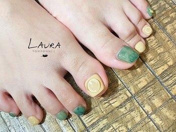 【Foot nail】