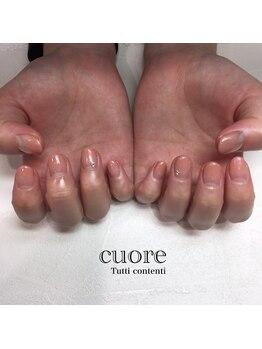 クオーレ(Cuore)/ピンク系グラデ