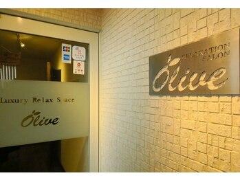 オリーブ 郡山駅前店(Olive)/階段を登って頂いた先に・・・