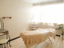 まつエク専用の個室♪同時施術の場合は別スペースです。