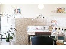 マニクローゼット ミントの雰囲気(8階ミントバイマニクローゼットは、女の子らしい雰囲気です!)