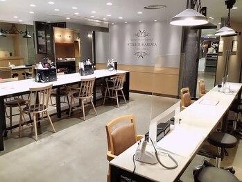 アトリエはるか マニキュアハウス 東京八重洲店