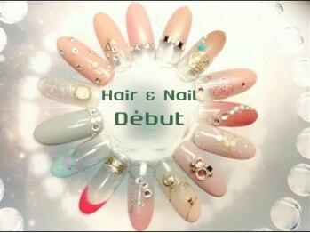 ヘアーアンドネイル デビュー(Hair & Nail Debut)