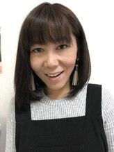 ネイルワールド グランス(Nail world glance)三戸 久美子