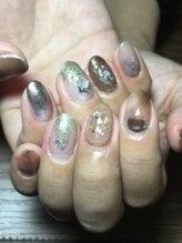 サロン ジジネイル(Salon GIGI Nail)/ニュアンスネイル
