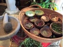 ラ・ボーテメゾン kobariの雰囲気(インドネシア伝統ジャムウ。お悩みに合わせたハーブ等の材料を♪)