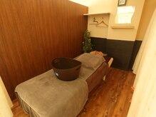 もみ~な 綱島店の雰囲気(施術室はカーテンで仕切られた個室タイプです☆)