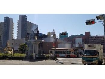 骨盤サロンミエル(Miel)/GSパークJR大久保駅前第二駐車場