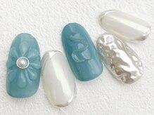 リーチェ ビューティアンドネイルサロン 大名店(Beauty&Nail Salon)/spring design