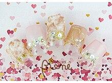 ネイルサロン ビーネ(nail salon Biene)/バレンタイン2018¥12980-2