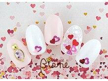ネイルサロン ビーネ(nail salon Biene)/バレンタイン2018¥12980-3